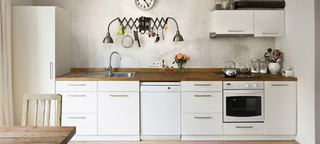 Kitchen White M