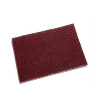 Fine Red Scotch Pads – Box of 20