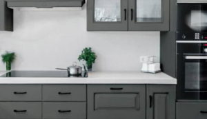 Kitchen Painting - UPVC Painters - Spray Painting Service