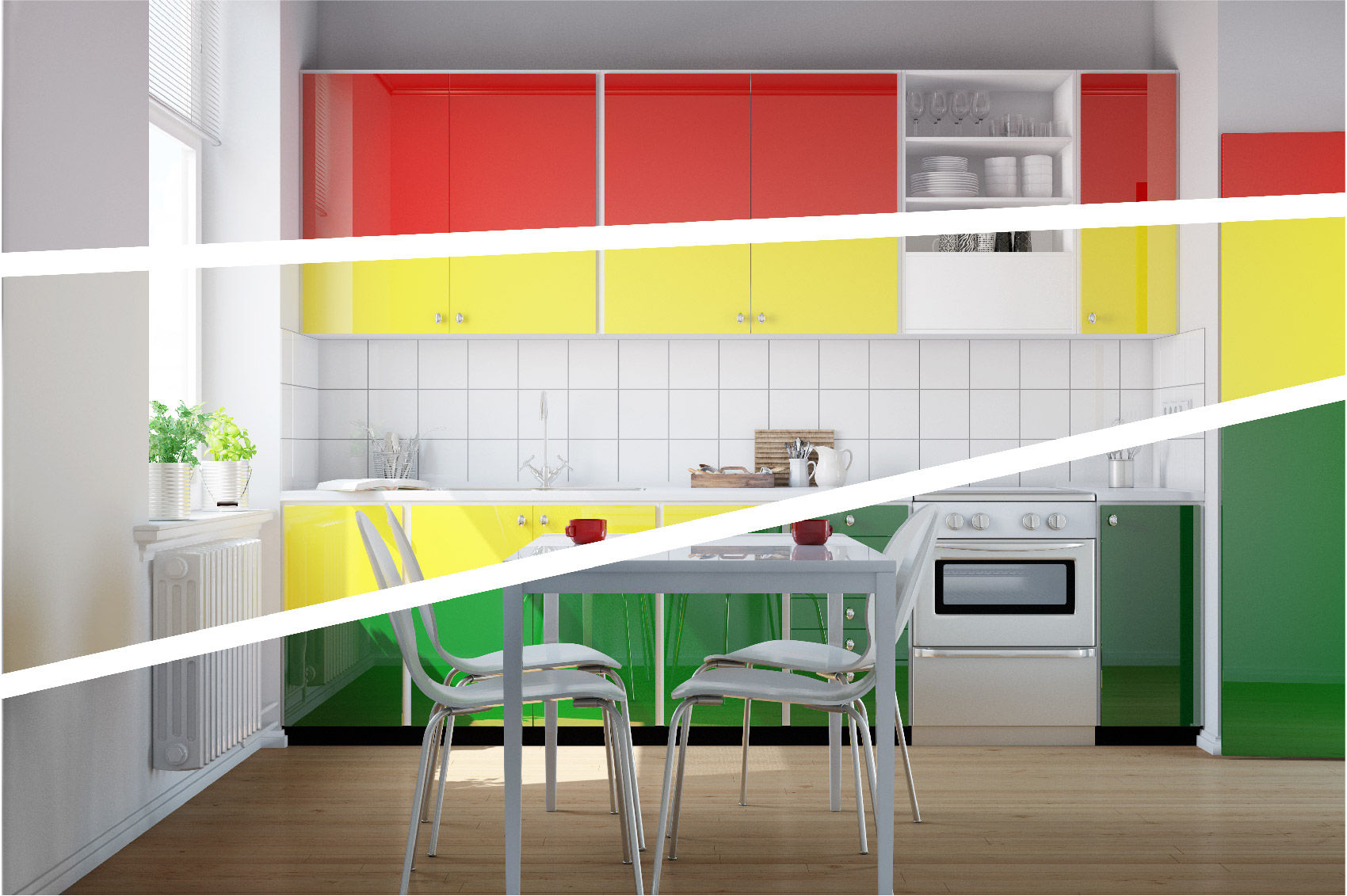 Read more about the article What Kind of Spray Paint to Use On Kitchen Cabinets